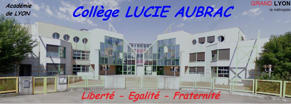 Collège Lucie Aubrac       GIVORS
